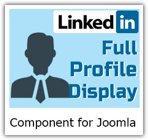 Using This Component You Can Show Your Linkedin Resume With Different Styles Very Flexible And Multiple Options To Export Or Share Resume Such As Email Joomla