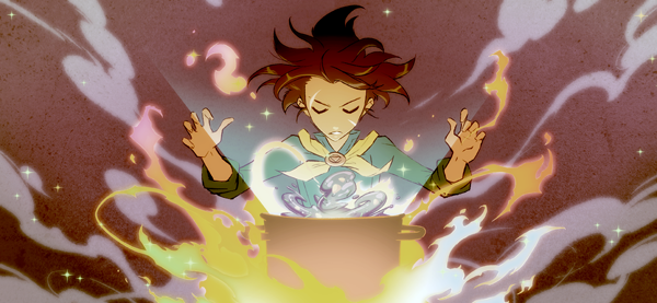 Culinary arts meet warrior skills in Battle Chef Brigade, a game successfully Kickstarted and soon to be available for Windows, Mac, and Linux. You're set to play as Mina (above) or Thrash and Kirin, aspiring chefs pitted against one another in a tournament to impress a panel of judges.   #SundayLoot FemHype