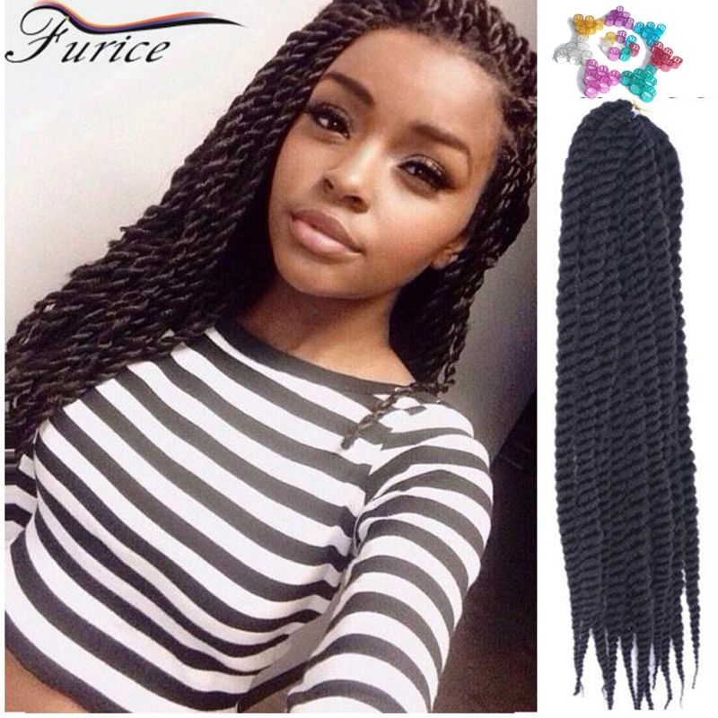 Biggest Discount 12rootspack Crochet Twist Hair12 24inch Box Braids