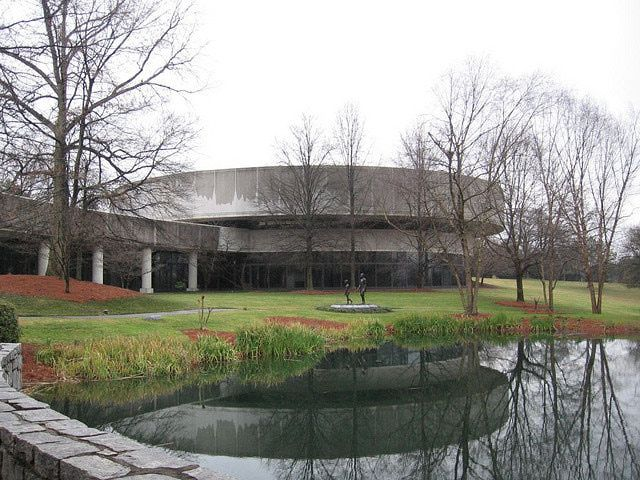 Presidential Libraries from Coast to Coast: Jimmy Carter Library, Atlanta, Georgia