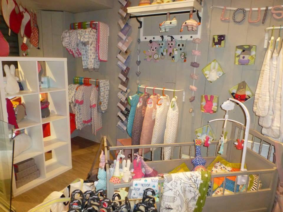 La Mini Fabrik Boutique In Yvetot France Liste De Naissance Decoration Chambre D Enfant
