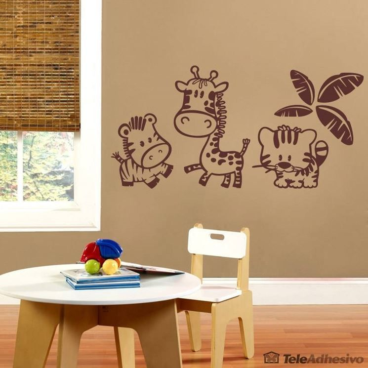 Stencil da muro per camerette cerca con google stencil for Stencil da parete