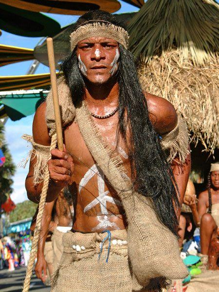 Trinidad Indian People | Arawak , Indigenous people of the ...
