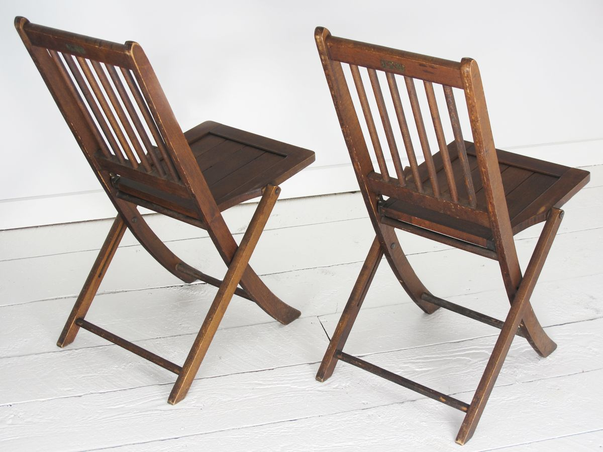 Attractive Vintage Folding Chair   Google Search