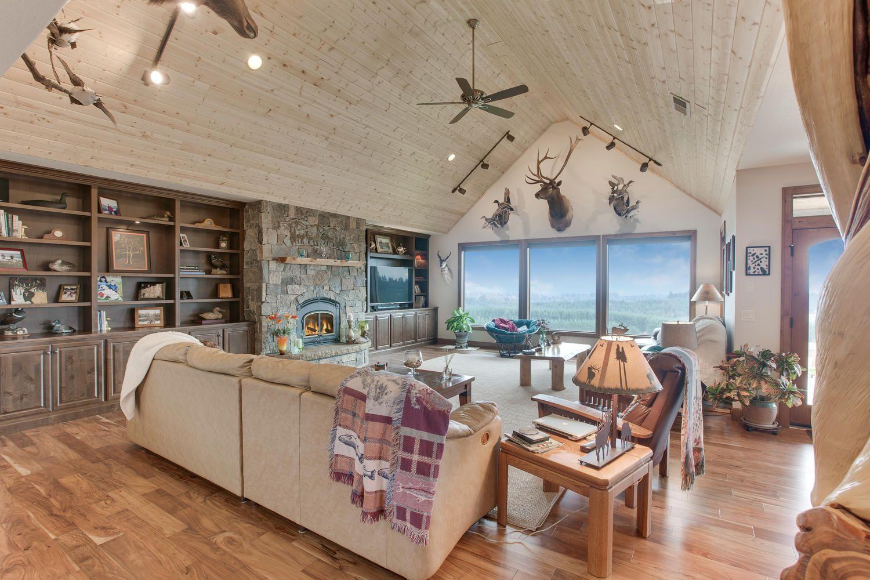Mascord Design Pineville Home, Custom home designs