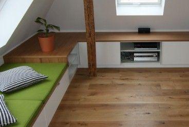 Sideboard Mit Integrierter Sitzfläche   Ecklösung