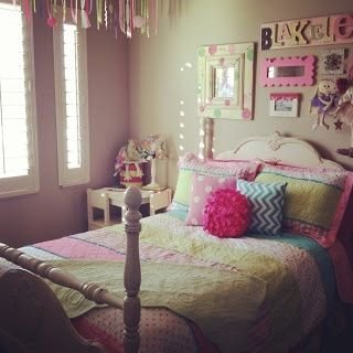 Lovely bed for a teen