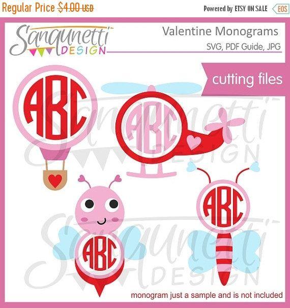 50% OFF SALE Valentine SVG, Love Svg, Svg files, Silhouette, Cricut, Valentine Lettering, Valentine Monograms, Cutting Files, Valentine Clip
