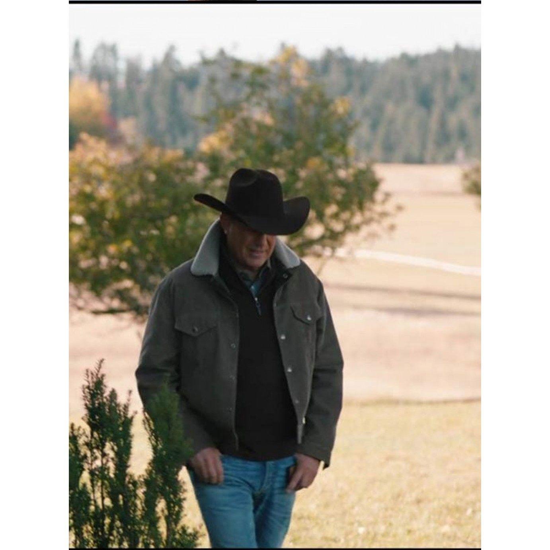 John Dutton Yellowstone Brown Corduroy Jacket Brown Corduroy Jacket Corduroy Jacket Corduroy [ 1382 x 1382 Pixel ]