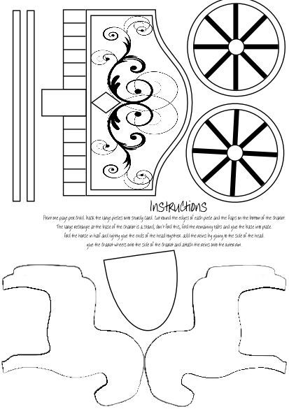 Roman Chariot Template Images - template design free download