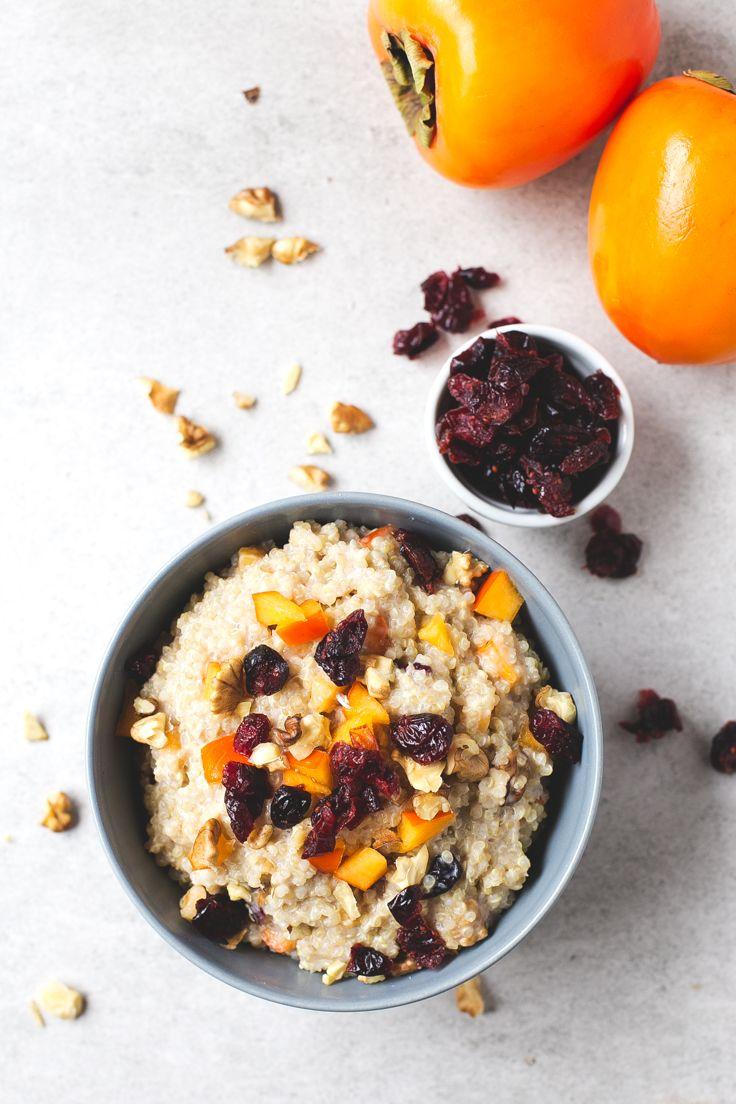 Vegan Breakfast Quinoa Bowl Recipe Quinoa Breakfast Bowl Breakfast Quinoa Healthy