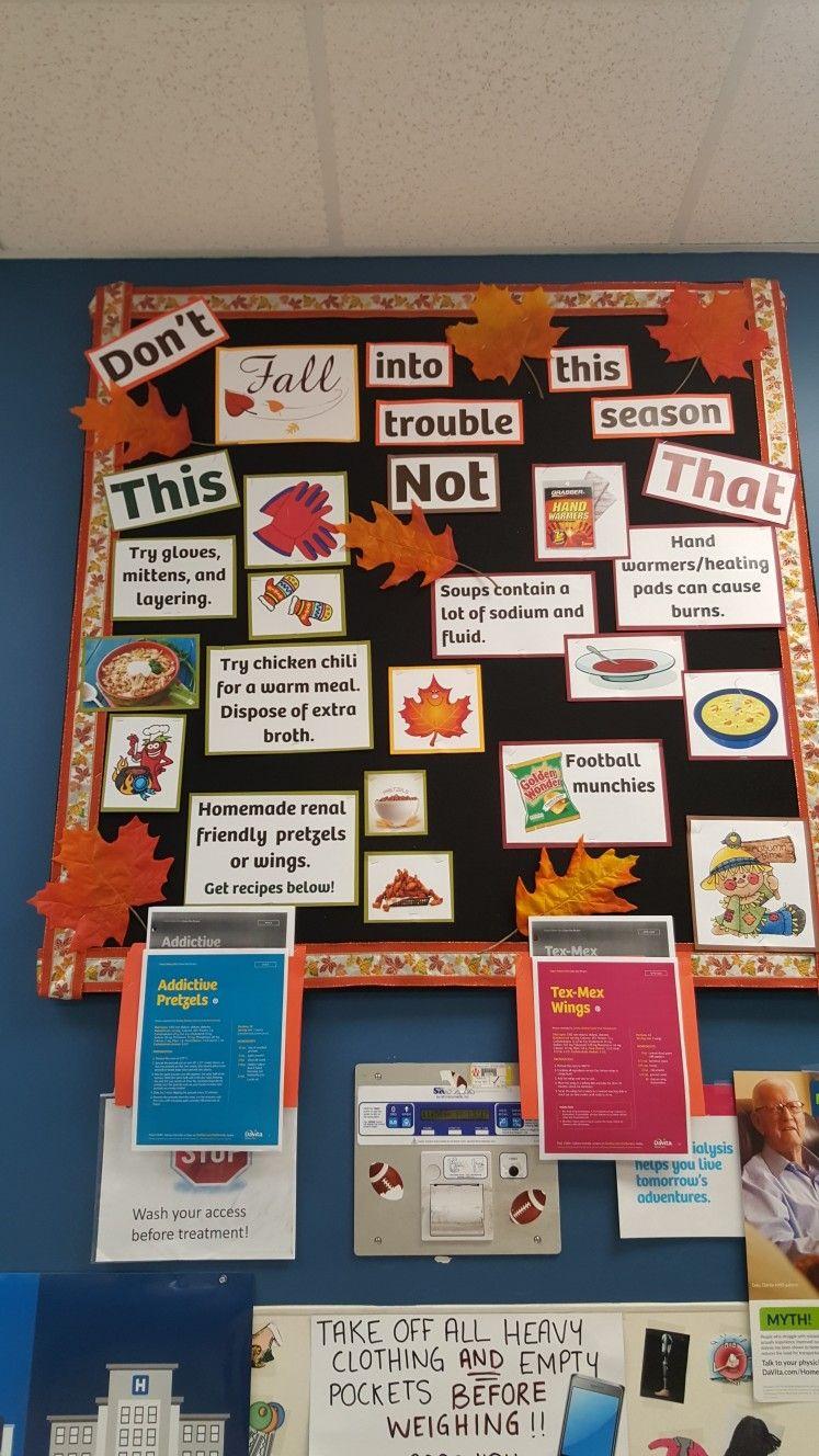 Fall renal board dialysis center social work renal