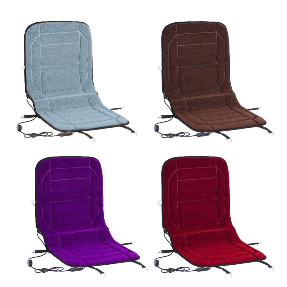 New Car Seat Warmer Seat Cushion For Cold Days Heated Seat Cushion