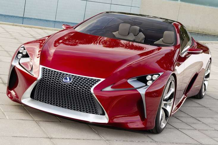 New Lexus For 2017 Year