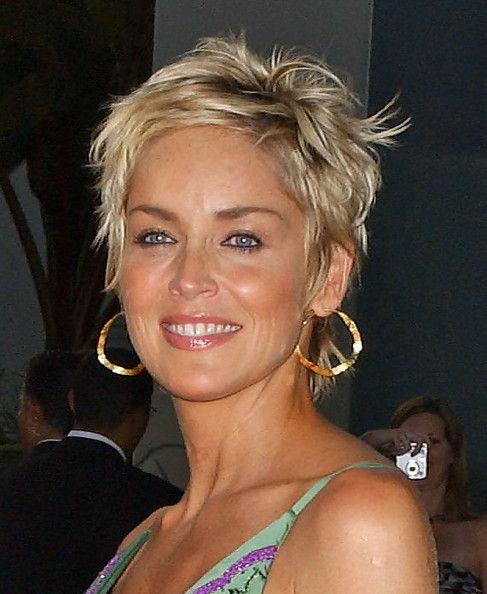 Sharon Stone Pixie
