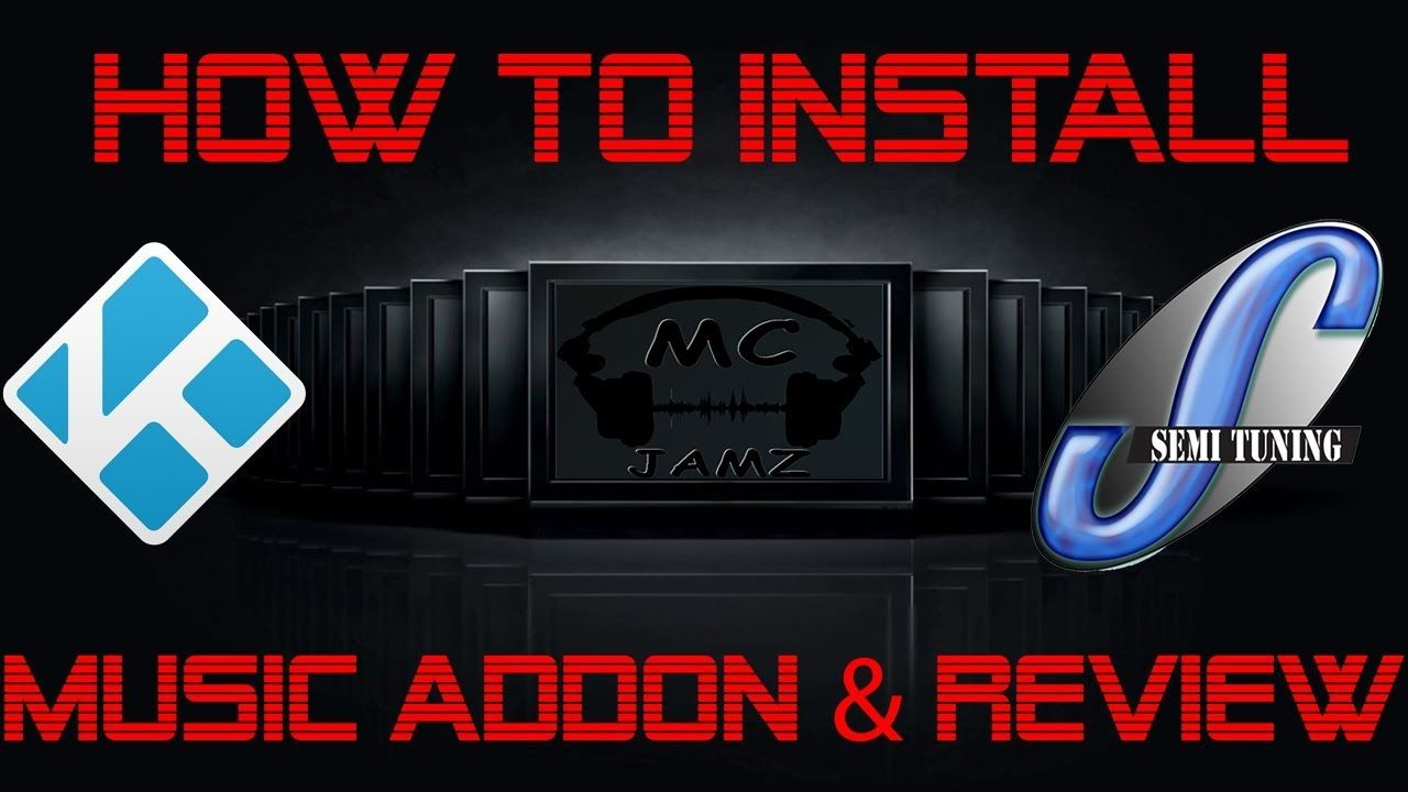 Man Cave Review : How to install man cave jamz kodi music addon & review february 2018