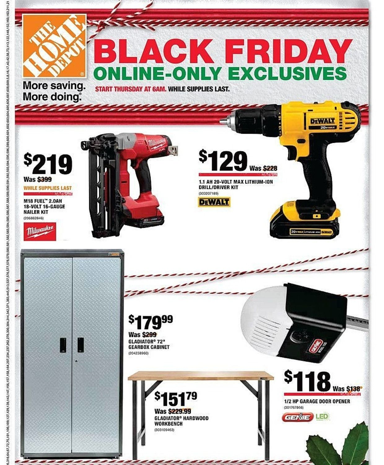 Home Depot Black Friday 2019 Ads And Deals