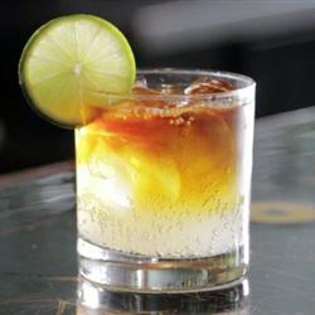 DARK AND STORMY | Cocktail drinks. Cocktails. Cocktail recipes