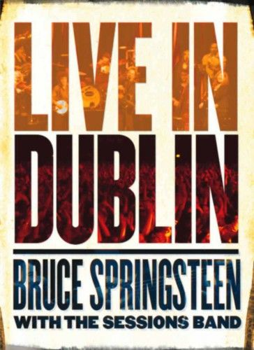 Live In Dublin Film Bruce Springsteen Music Documentaries Music Software