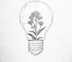 Draw Drawing Doodle Flowers Ligt Art Art Inspiration Amazing Art