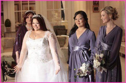 Jane S Disney Wedding Dress In Drop Dead Diva Season 4 Finale Episode