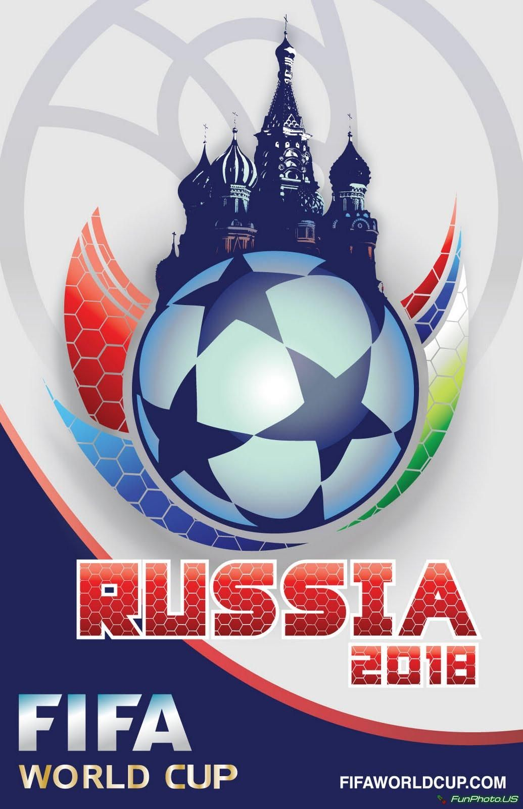Russia 2018 FIFA World Cup. | Tableau foot | Soccer world ...