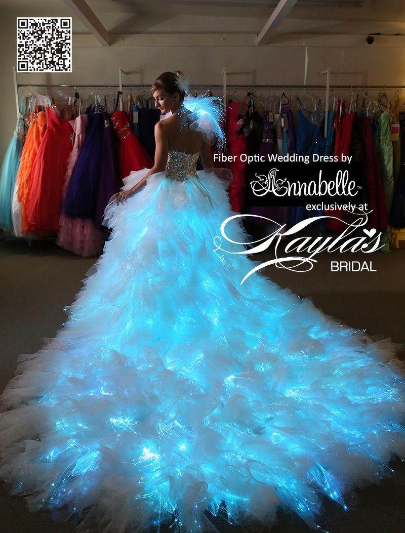 Light up wedding dress  Meu coracao desparou de tanta beleza  My Future Closet