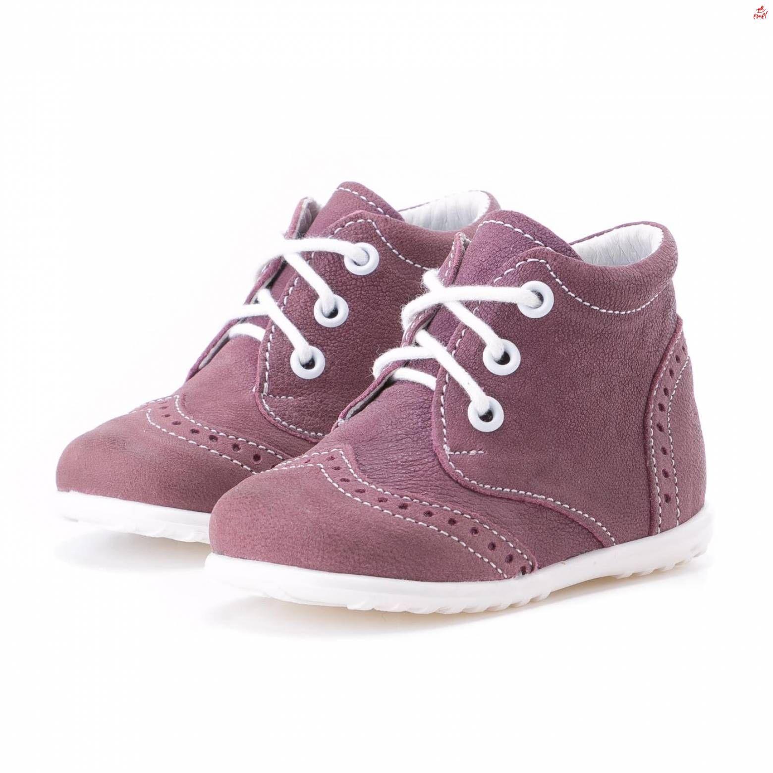 Emel Polski Producent Obuwia Dla Dzieci Baby Shoes Wedge Sneaker Shoes
