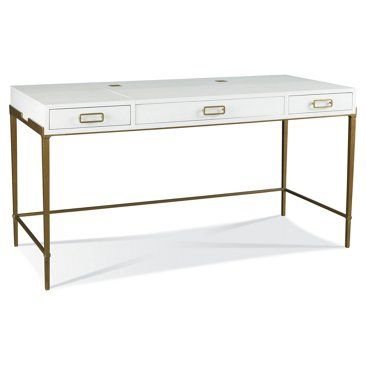 Check Out This Item At One Kings Lane Bailey Desk White