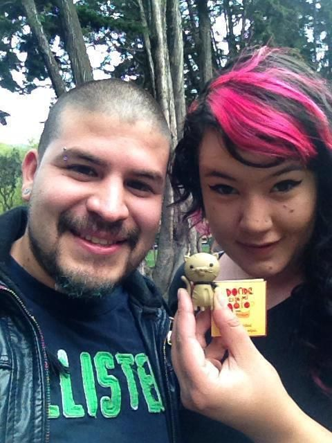 ¡Lucia Uribe fue una de nuestras primeras ganadoras del gato dorado en Bogotá!