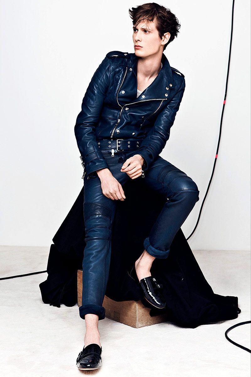 Balmain Menswear 2014 <3