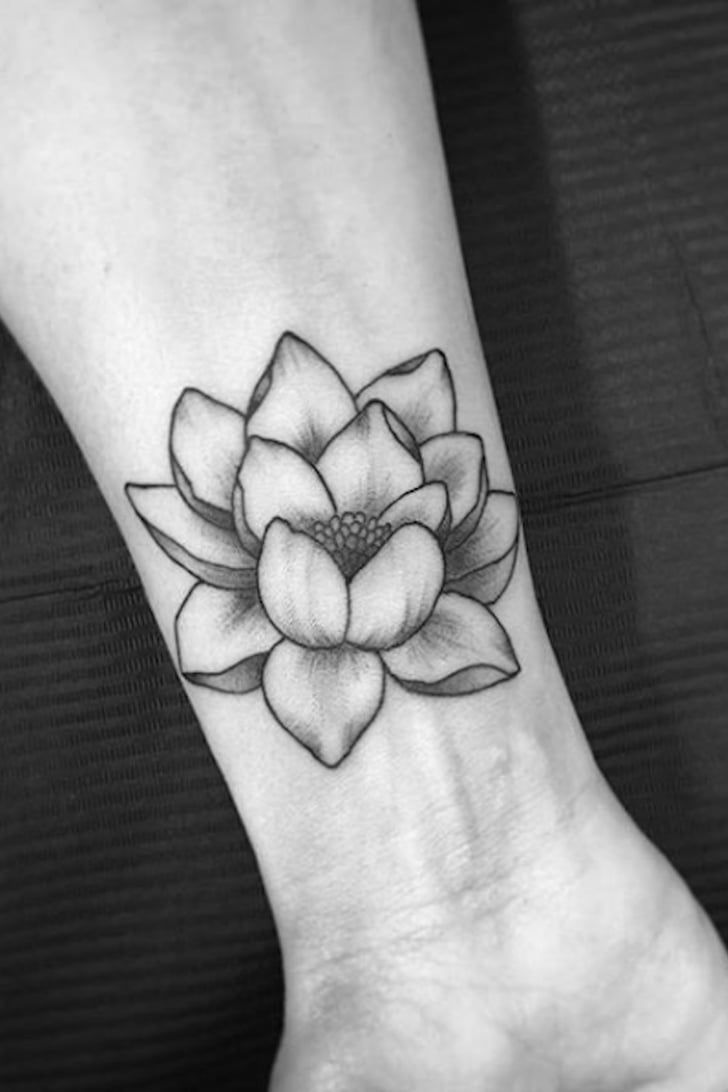 25 Blooming, Beautiful Lotus Flower Tattoo Ideas to Inspire Your Next Ink