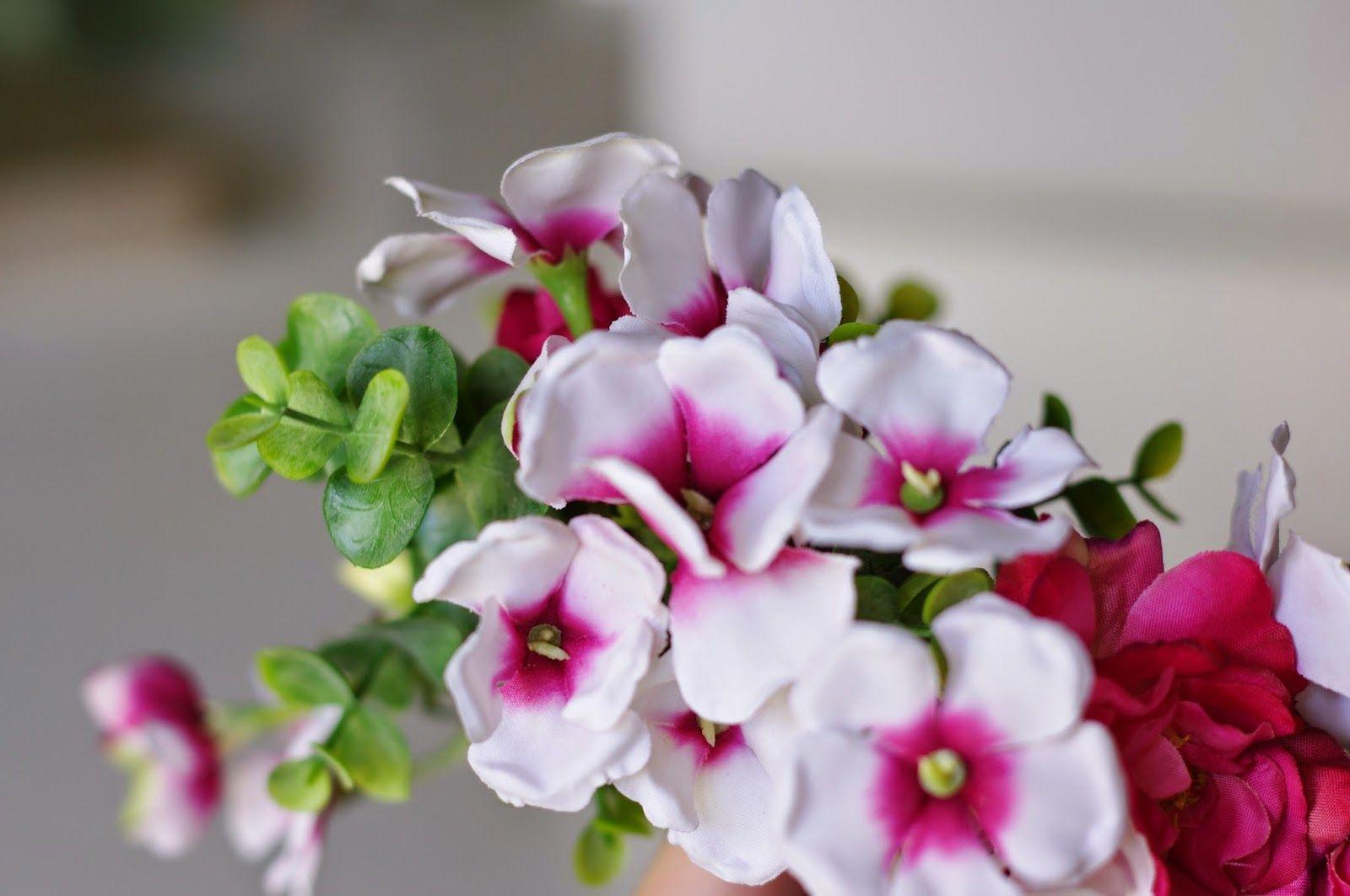 Le #DIY Couronne de fleurs #flowers #crown #couronne # ...