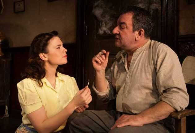 A View From The Bridge By Arthur Miller Duke Of York Theatre Production
