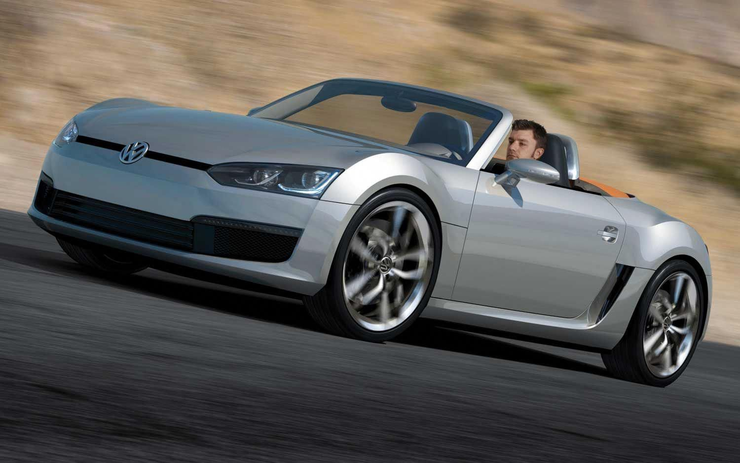 VW Reconsidering BlueSport Roadster? Here Are Our Top 5