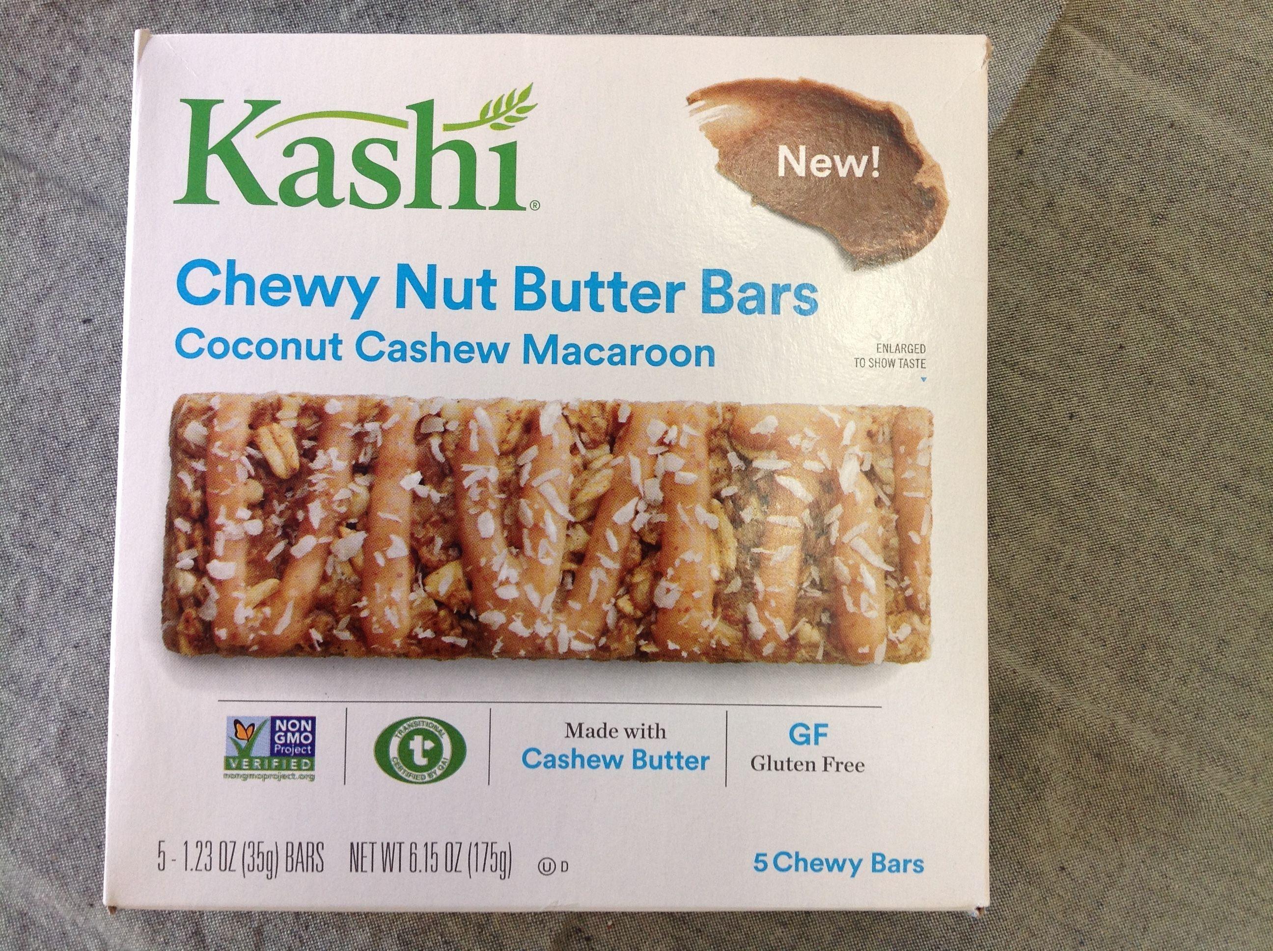 Kashi Transitional Gluten Free Granola Bars | Gluten free ...