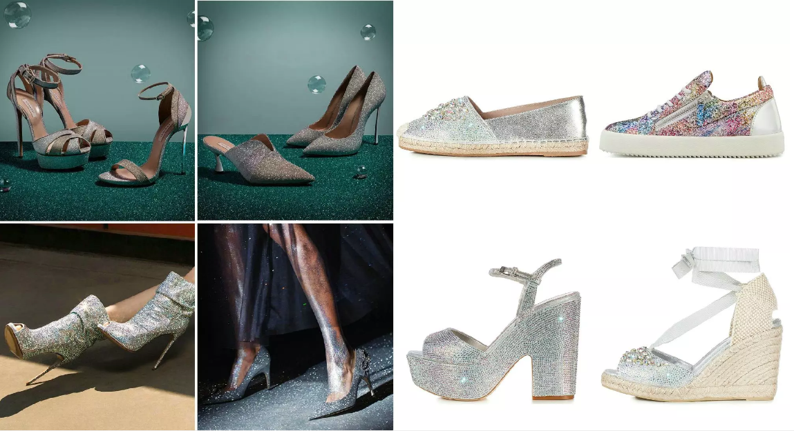 Spring Summer 2020 Footwear Trends.Spring And Summer 2020 Women S Shoes Theme Trend Forecast