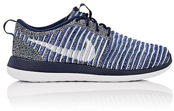 c5c5b8d02783  130 - Nike Women s Roshe Two Flyknit Sneakers - Constructed with a  sock-like fit