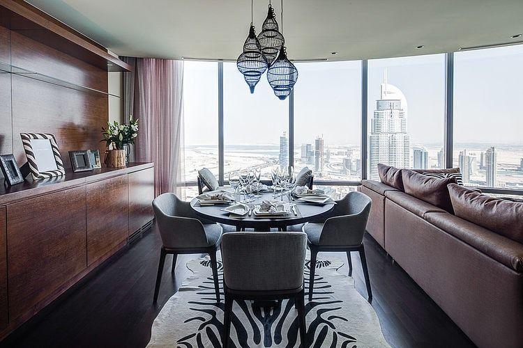 Есть ли в бурдж халифа квартиры париж купить квартиру