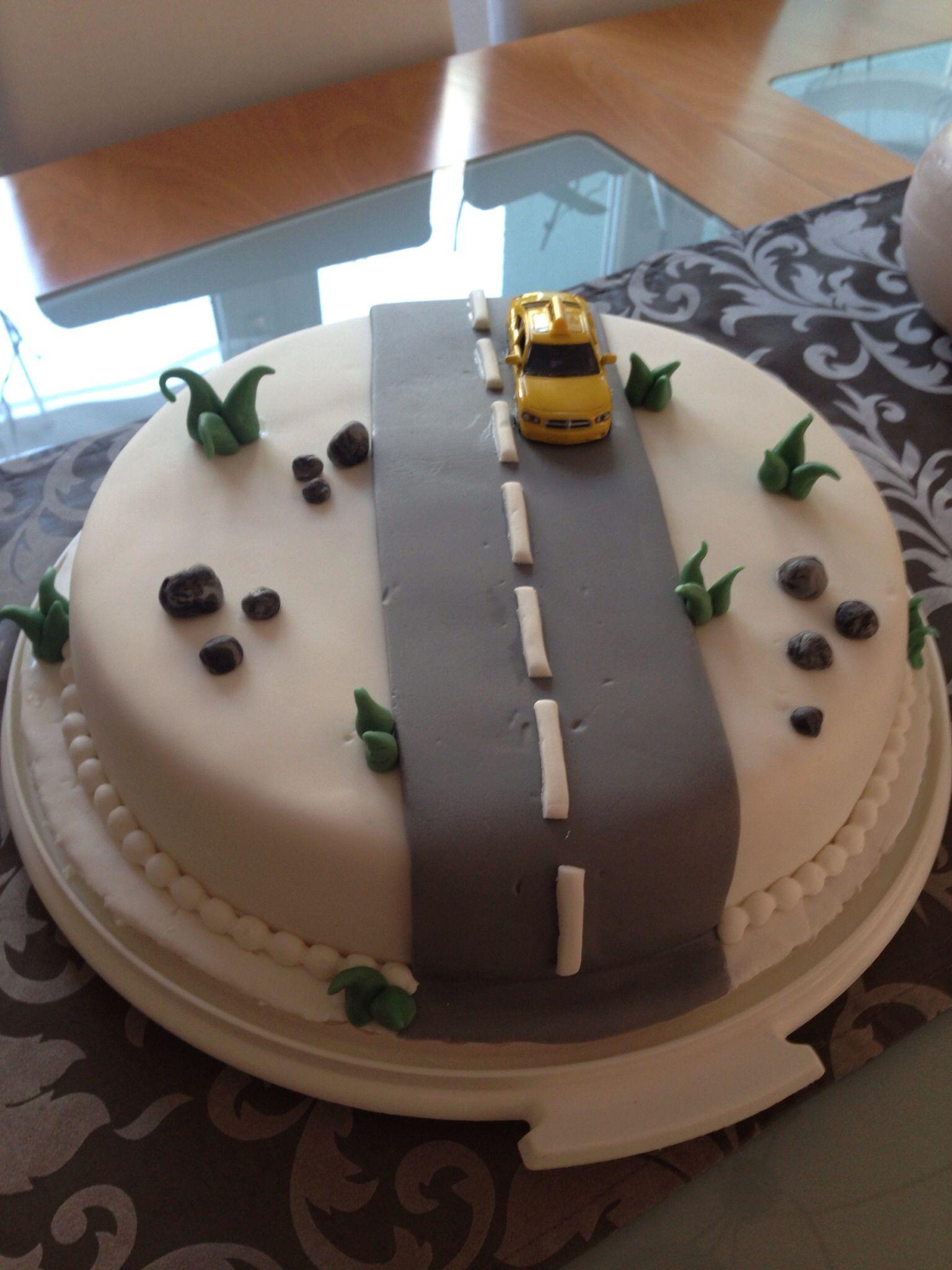 Birthday Cake Taxi