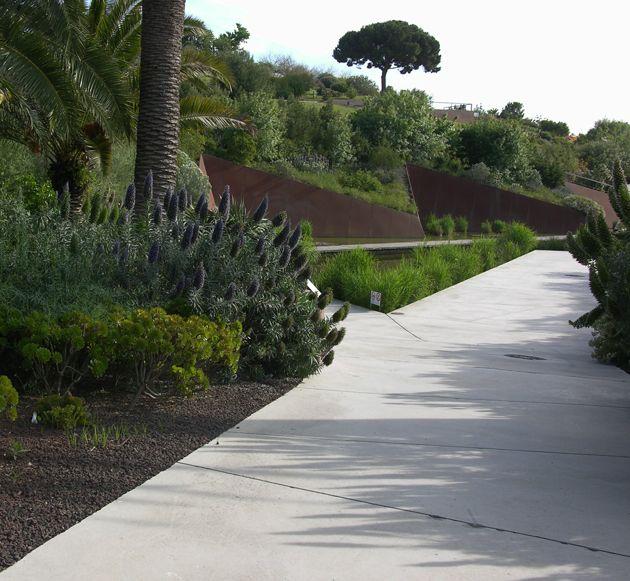 Jard n bot nico de barcelona arquiscopio archivo for Jardin botanico montjuic