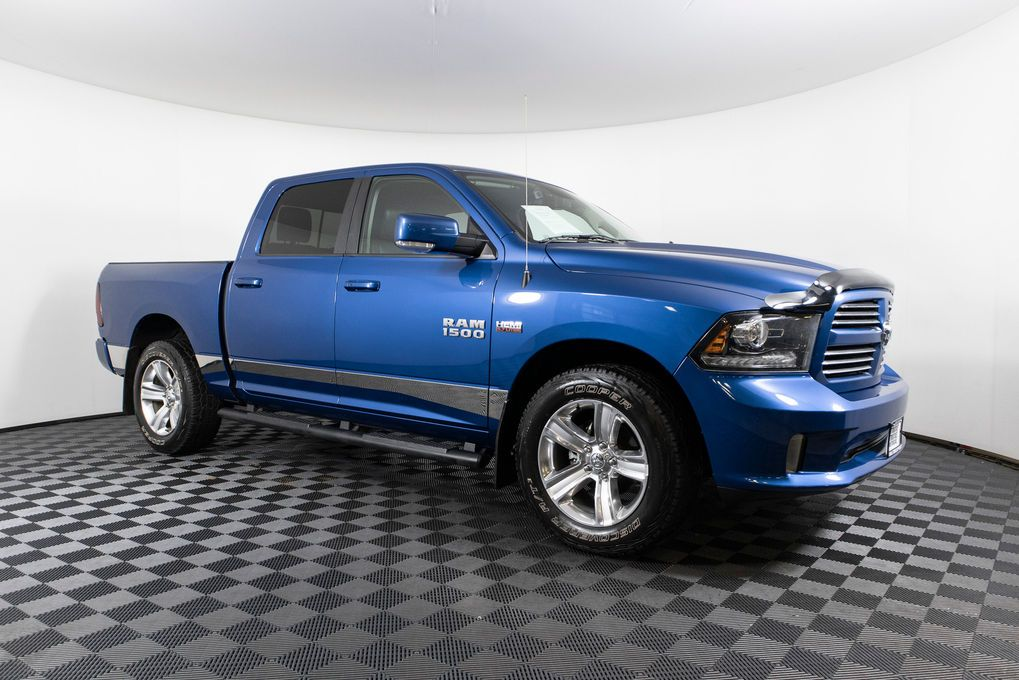 Used 2014 Dodge Ram 1500 Sport 4x4 With 46 161 Miles At Northwest Motorsport In Pasco Wa Priced At 27 999 Buy Dodge Ram 1500 Dodge Ram 4x4 Trucks For Sale