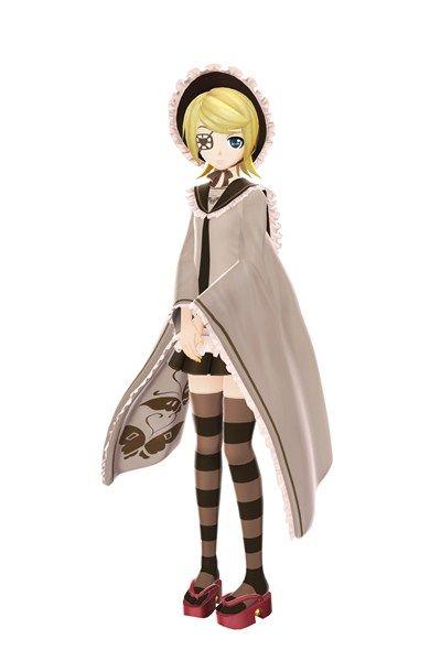 Rin senbonzakura costume