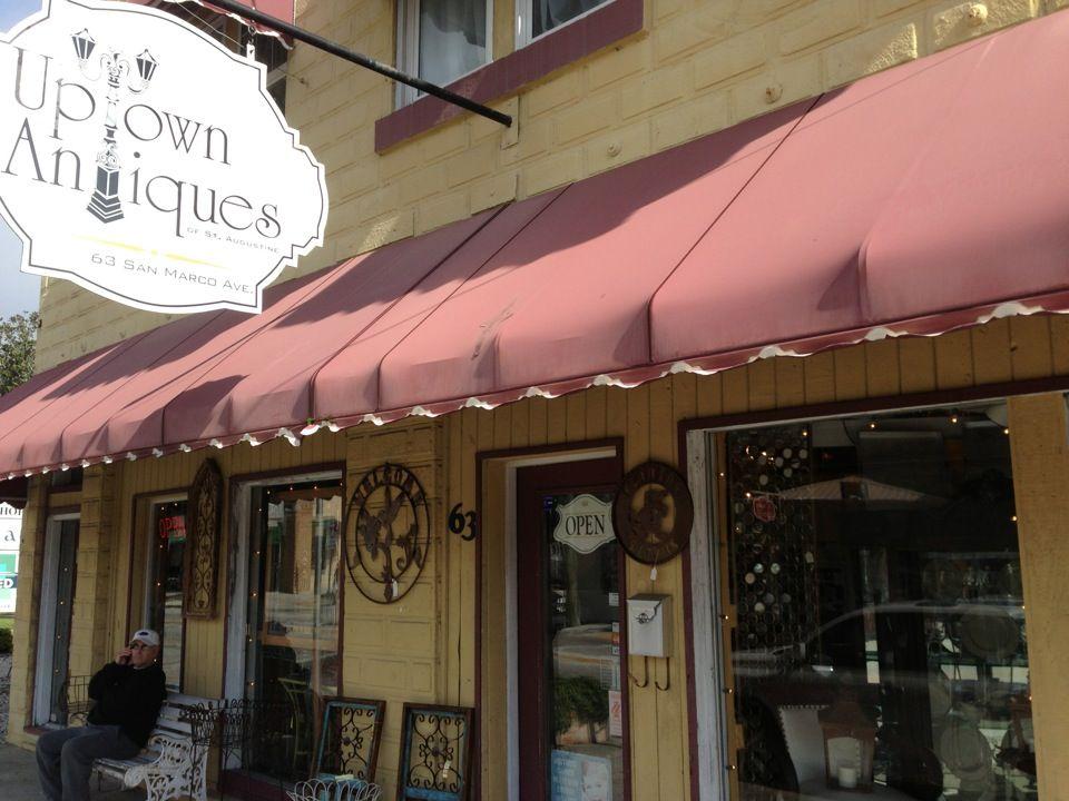 Antique stores st augustine