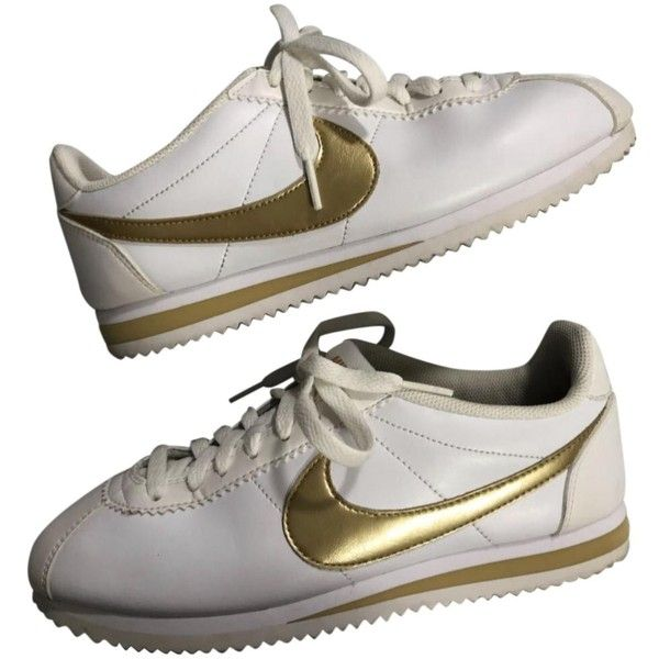Pre-owned - Leather trainers Nike k8Ft1CSR