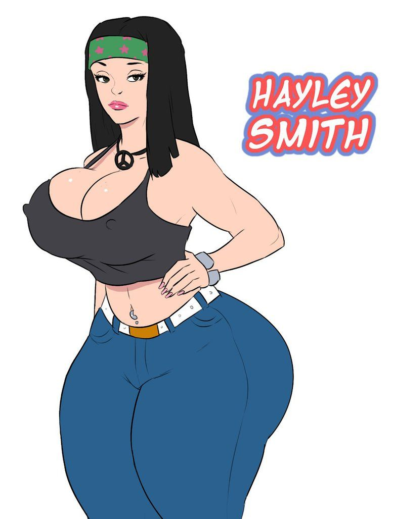 Sexy hayley smith Hayley Smith
