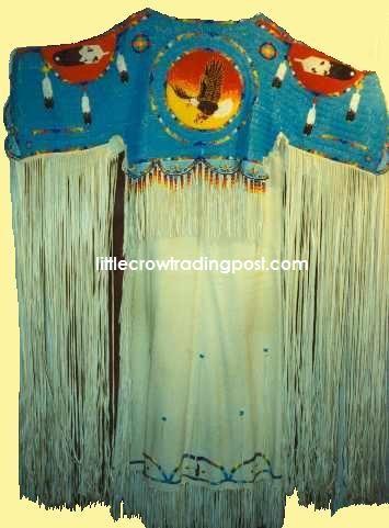 buckskin dresses for sale | Littlecrow Trading Post * Indian PowWow ...