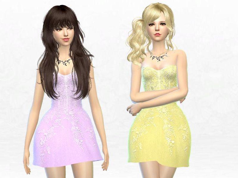 SakuraPhan's Short Wedding Dresses