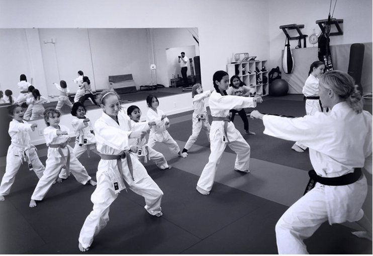 Children have a special place at our dojo httpwww