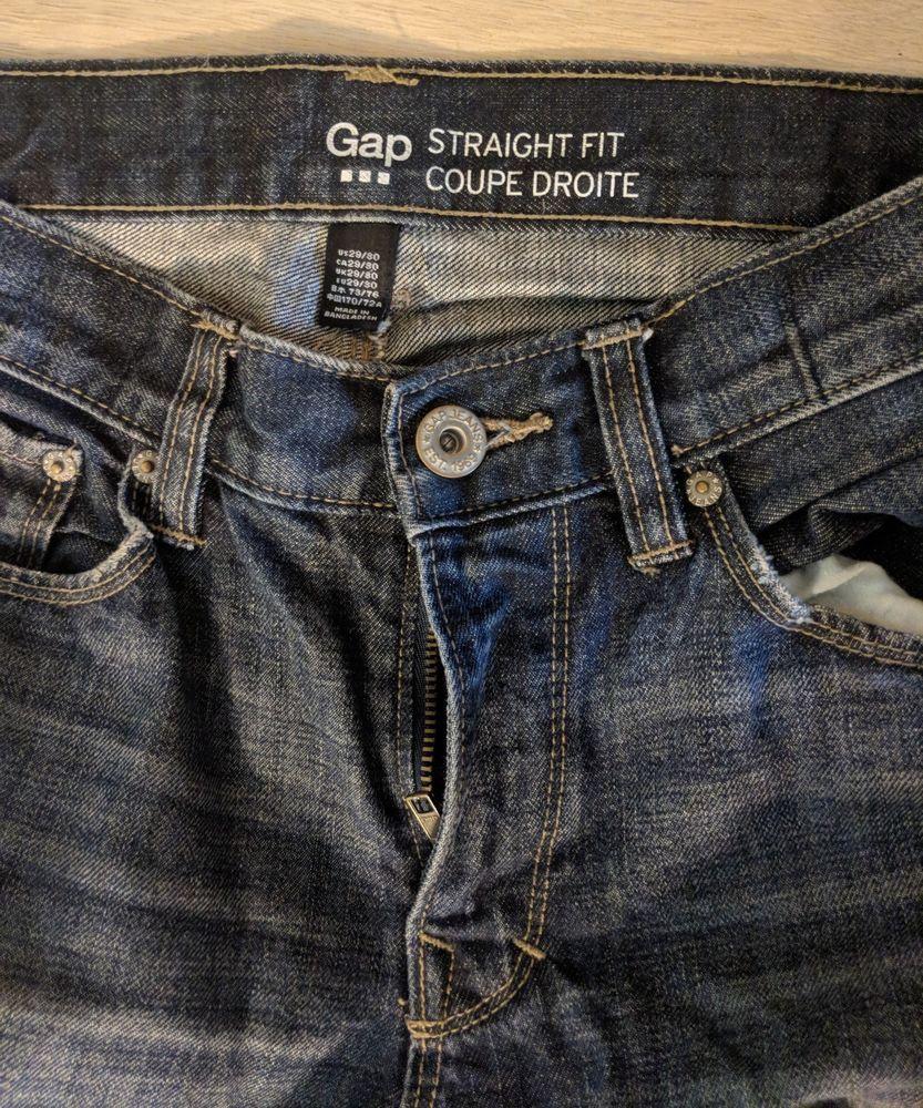 E5 Mens Straight
